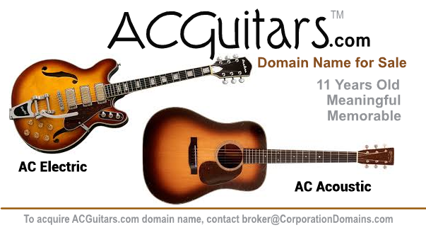 Acoustic Guitars and Electric Guitars - ACGuitars.com for sale
