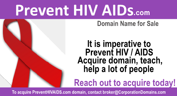 Image for PreventHIVAIDs.com url for sale