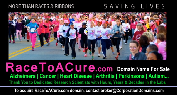 Image for RaceToACure.com url for sale